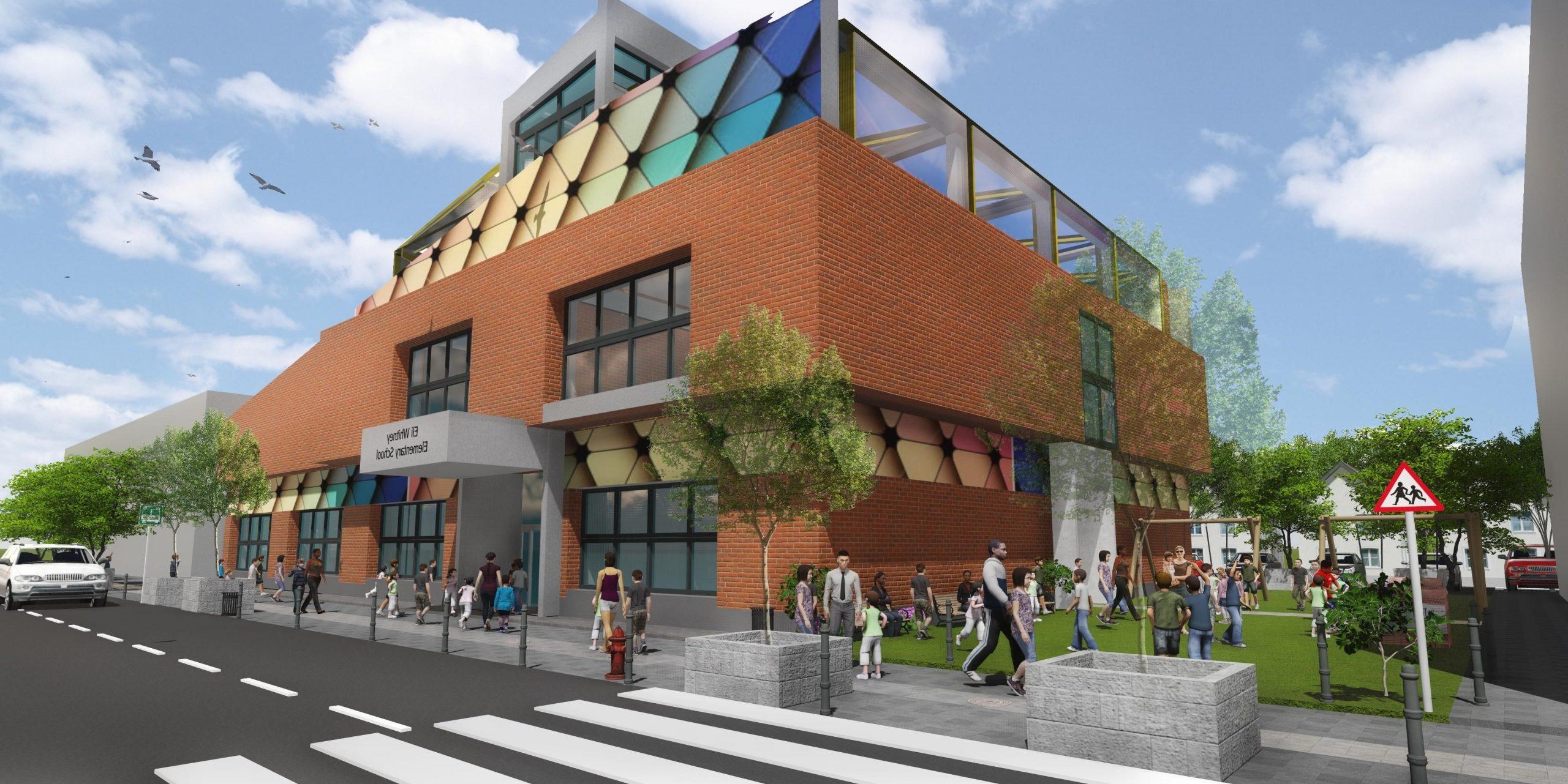 École élémentaire durable Eli Whitney